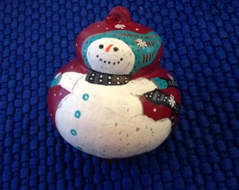 Ornaments hand painted