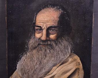 A portrait of a Jew