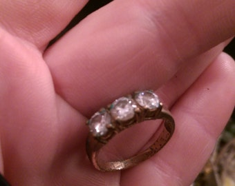 1950's style ring