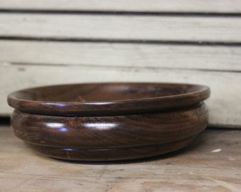 Wooden Bowl Hand-turned Home Decor
