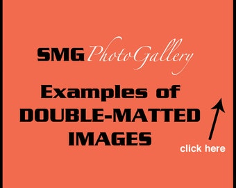 Examples of Double-matted Prints