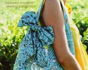 The Swing Bag ,Amy Butler midwest modern sewing patterns