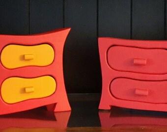 Custom Wonky Boxes