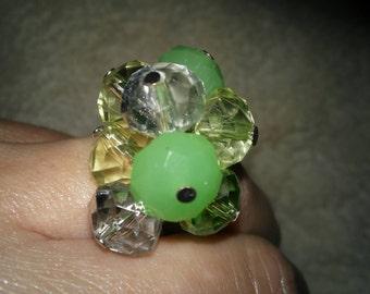 Green Themed Fun Ring