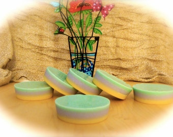 Deco Soaps -Tropical Fruits & Vanilla - Handmade Soap - Gift