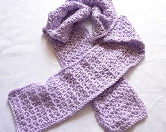 Lavender Lightweight Scarf