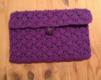 Crochet Clutch Bag/ Evening bag