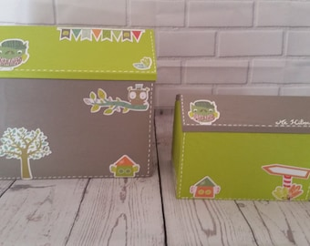 storage box home decor for kids room