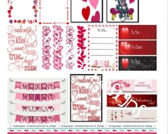 Valentine Fulle Sheet (mailed)
