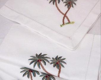 Palm napkin