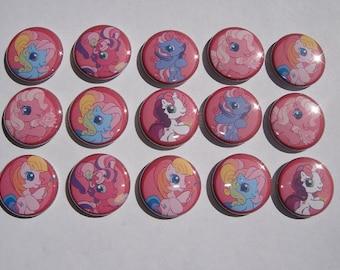 My Little Pony Pink Set of 15
