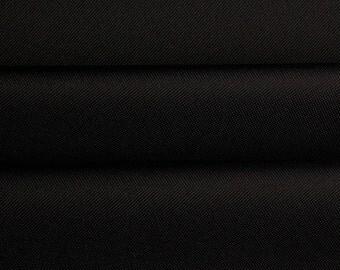 Acier Cordura ® - color: black - 0.5m