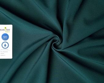 Arctic soft shell 3-layer fabric (petrol) - 0, 5 m