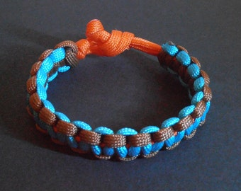 Survival Bracelet Cobra 3 colours
