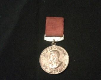 Stalin Russian Medal Soviet