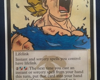 Mtg altered soulfire grand master
