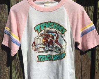 Trucker Ringer Tee