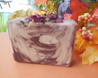 Bakery Soap/ Oatmeal Milk Honey Soap/ Hot Process Soap/ Artisan Soap/ Handcrafted Soap/Comfort Soap/Silky Soap/Foodie Soap