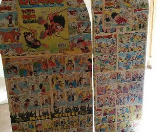 Beano/Dandy Screen Room Divider