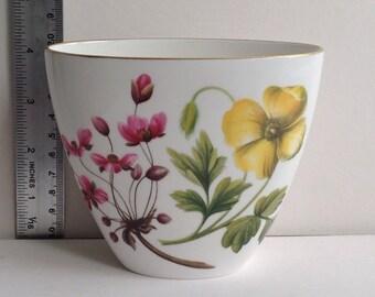 Spode fine bone china vase