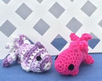 Fancy Fish Crochet