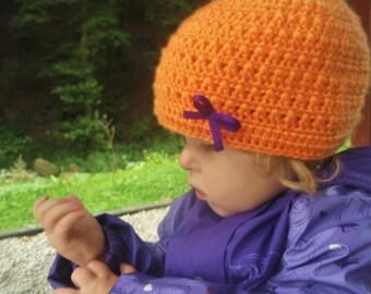 Crochet hat pattern - Tamara hat - toddler, child, adult sizes - crochet pattern DIY