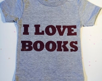 I LOVE BOOKS! // Top