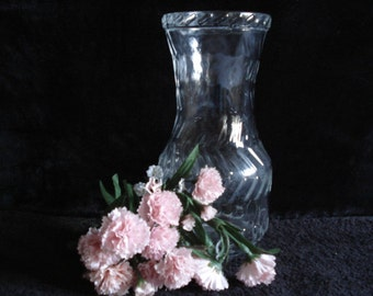 Large Glass Vase, Quality Glass Vase, Wedding Glassware, Vase, Centre Piece, Table decoration, Tableware, Dinnerware, Party Glassware