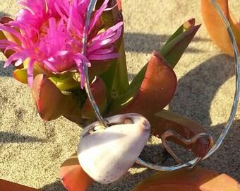 Hawaiian shell bangles