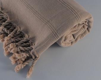 Turkish towel peshtemal, stone peshtemal towel, Stonewashed Bamboo Cotton, Travel Towel, Sauna Sheet, Hammam Wrap