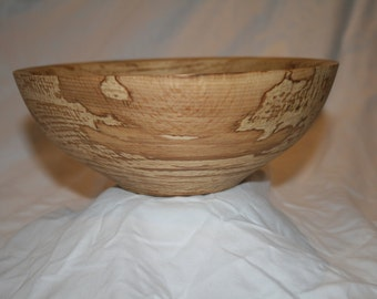 Spalted Beech Bowl 2