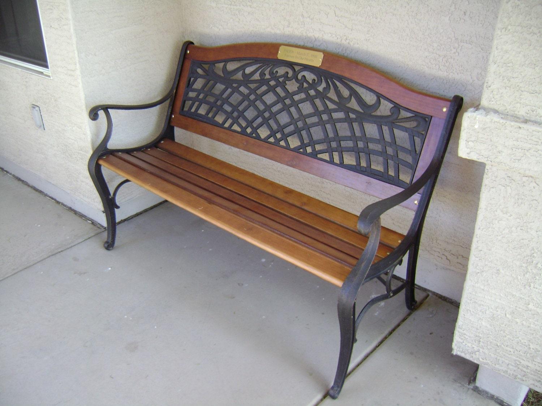 Park Bench Plaques 28 Images Click To Enlarge Image Park Bench Plaque Fornier Bronze