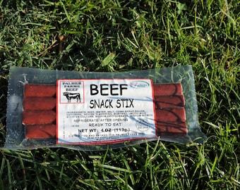 100% Grass Fed Beef Snack Stix