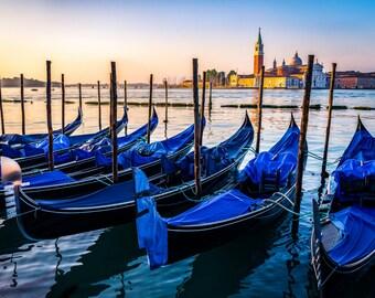 Morning Calmness in Venice