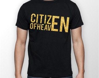 Citizen of Heaven men's T shirt