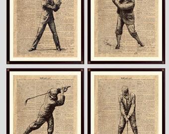 Golf Print, Golf Gifts, Sports Print, Golfer Print, Golf Decor, Gift For Golfer, Golf Poster, Golf Art, Sports Poster, Sports Decor
