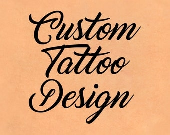 Custom tattoo design