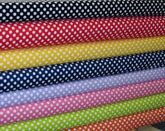 Riley Blake Small Dots Fabric Bundle