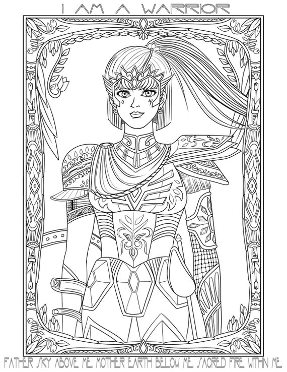 swear coloring book pages - photo#33