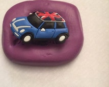 Bmw mini car silicone mould/mold