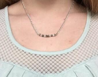 Sweet Minimalist Necklace