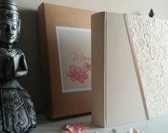 Artisan 50 30 x 30 cm photo album pages beige