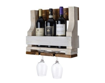 "Wine bottle holder wine bucket ""tahiti"""