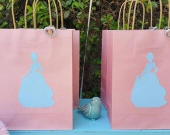 15 Princess Inspired Cinderella Die Cut Out