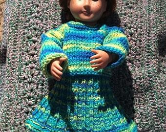 Ag doll  knit suite