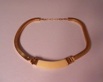 Beautiful Christian Dior Choker Necklace