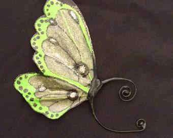 Butterfly Wing Ear Cuff