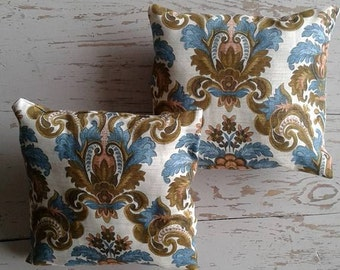 Two small pillows vintage