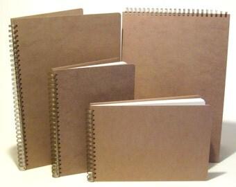 Scrapbook A3/A4 Portrait/Landscape Thick Pages Board Covers Photo Album Book DIY