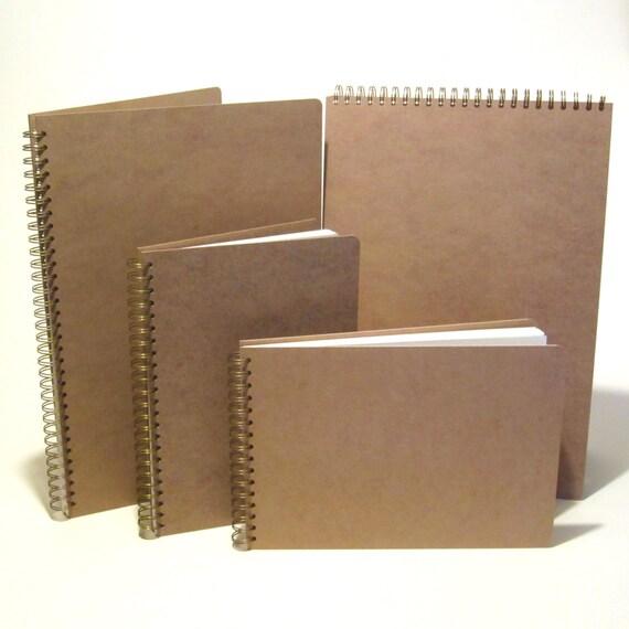 Landscape Photo Album: Scrapbook A3/A4 Portrait/Landscape Thick Pages Board
